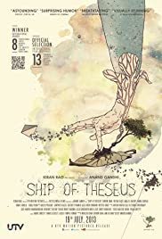 Ship of Theseus(2012) Poster - Movie Forum, Cast, Reviews