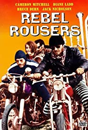 The Rebel Rousers Poster