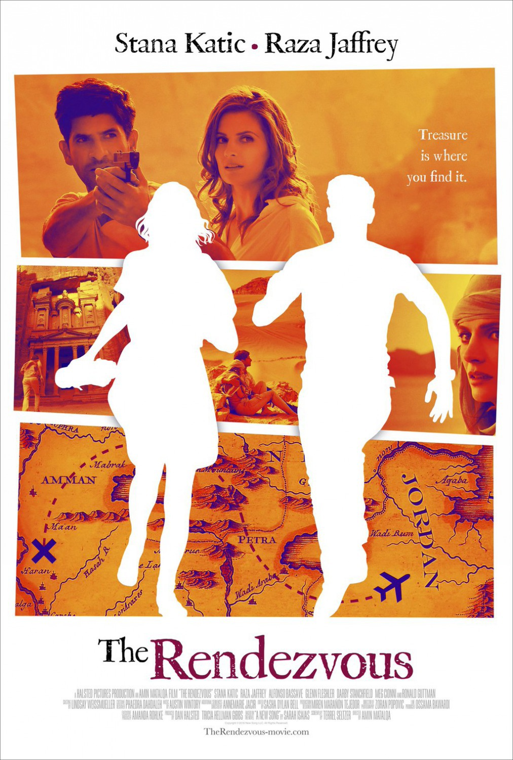 image The Rendezvous (2016/II) Watch Full Movie Free Online