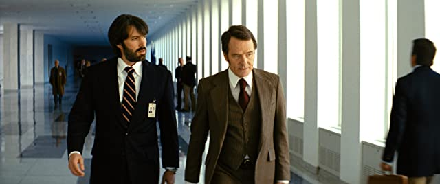 Ben Affleck and Bryan Cranston in Argo (2012)