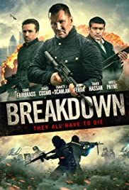 Breakdown (2016) Poster - Movie Forum, Cast, Reviews