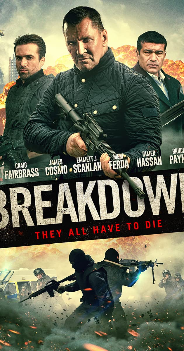 Breakdown 2016 imdb for What was the name of that movie