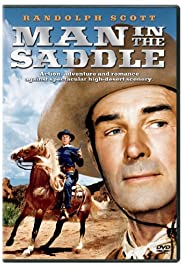Man in the Saddle Poster