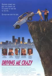 Driving Me Crazy Poster