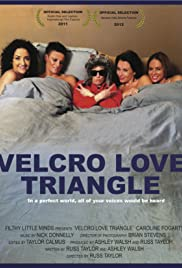 Velcro Love Triangle Poster