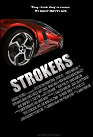 Strokers Poster