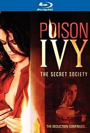 Poison Ivy: The Secret Society Poster