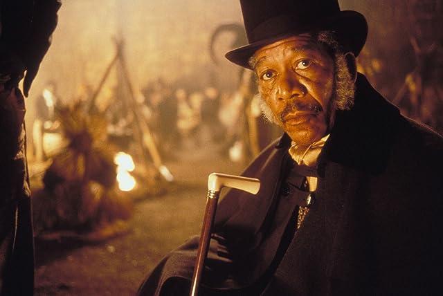 Morgan Freeman in Amistad (1997)