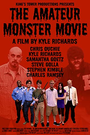 The Amateur Monster Movie (2011)