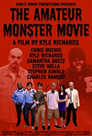 The Amateur Monster Movie Poster