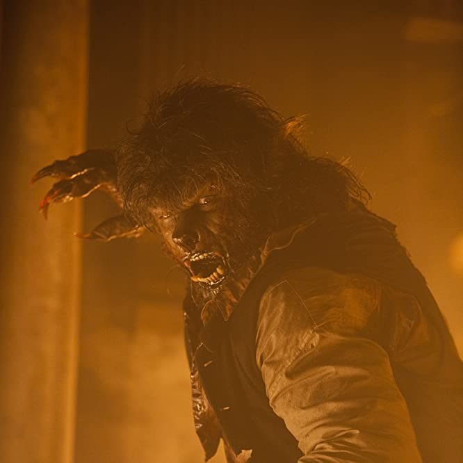 Benicio Del Toro in The Wolfman (2010)