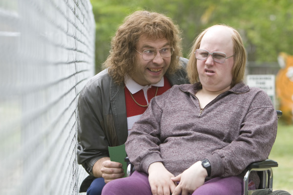 Matt Lucas and David Walliams in Little Britain USA (2008)