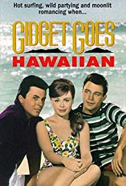 Gidget Goes Hawaiian (1961) Poster - Movie Forum, Cast, Reviews