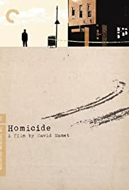 Homicide (1991) Poster - Movie Forum, Cast, Reviews
