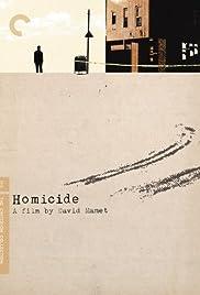 Homicide(1991) Poster - Movie Forum, Cast, Reviews