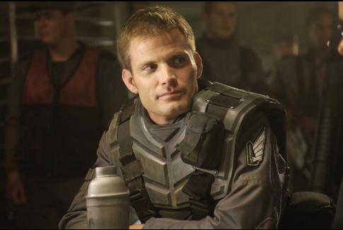 Casper Van Dien in Starship Troopers 3: Marauder (2008)