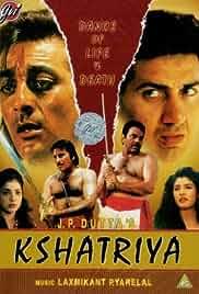 Kshatriya Poster