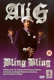 Ali G: Bling Bling Poster