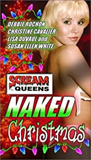 Scream Queens Naked Christmas poster