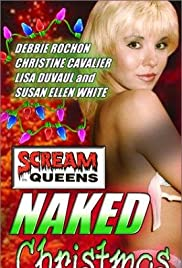 Scream Queens' Naked Christmas Poster