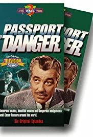 Passport to Danger Poster