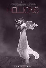Hellions(2015) Poster - Movie Forum, Cast, Reviews