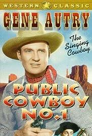 Public Cowboy No. 1(1937) Poster - Movie Forum, Cast, Reviews