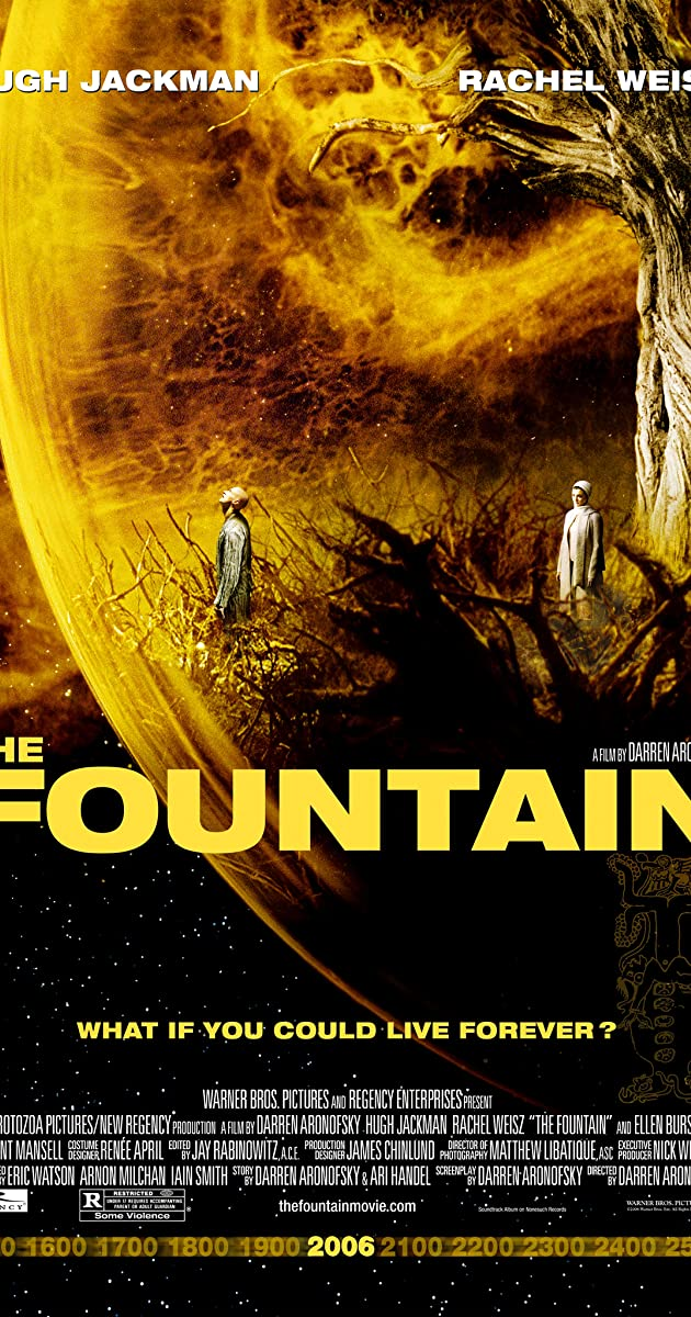 Versmė / The Fountain (2006) Online