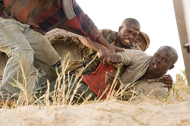 Djimon Hounsou in Blood Diamond (2006)