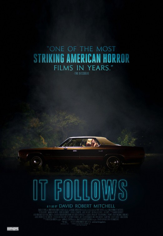 It Follows poster do filme