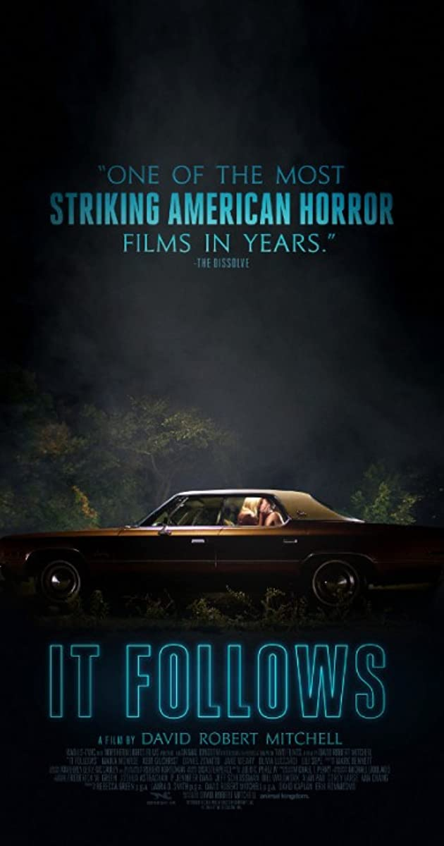 Image result for it follows