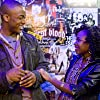 Naturi Naughton and Collins Pennie in Fame (2009)