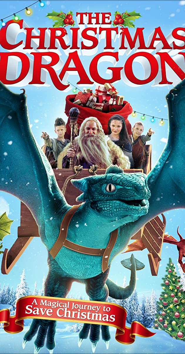 The Christmas Dragon (2014) - IMDb
