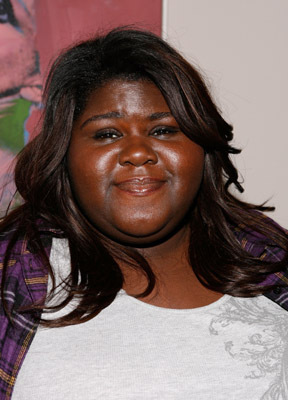 Gabourey Sidibe at Me and Orson Welles (2008)