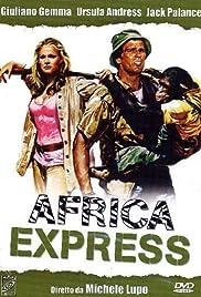 Africa Express Poster