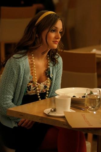 Leighton Meester in Gossip Girl (2007)