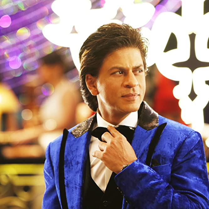 Shah Rukh Khan in Happy New Year (2014)