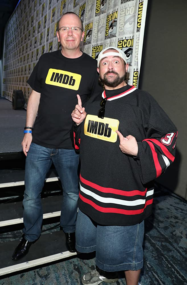 comic con kevin smith s comic book movie trivia hem panel  comic con 2017 kevin smith s comic book movie trivia hem panel presented by comixology and imdb