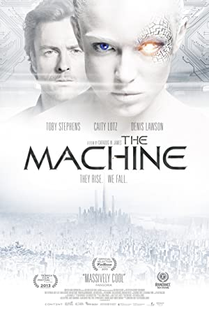 ver The Machine