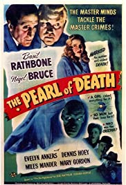 The Pearl of Death (1944) Poster - Movie Forum, Cast, Reviews
