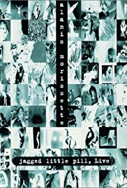 Alanis Morissette: Jagged Little Pill - Live Poster