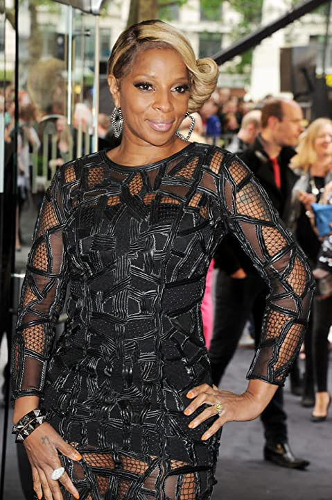 Mary J. Blige at Rock of Ages (2012)