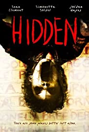 Hidden 3D (2011) Poster - Movie Forum, Cast, Reviews