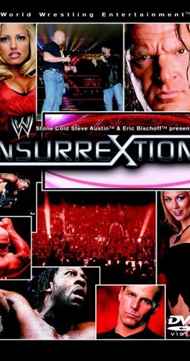 Matt Lauer Imdb >> WWE Insurrextion (2003) - IMDb