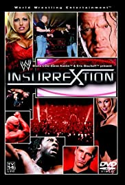 WWE Insurrextion Poster