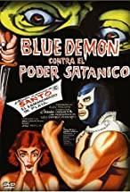 Primary image for Blue Demon vs. the Satanic Power