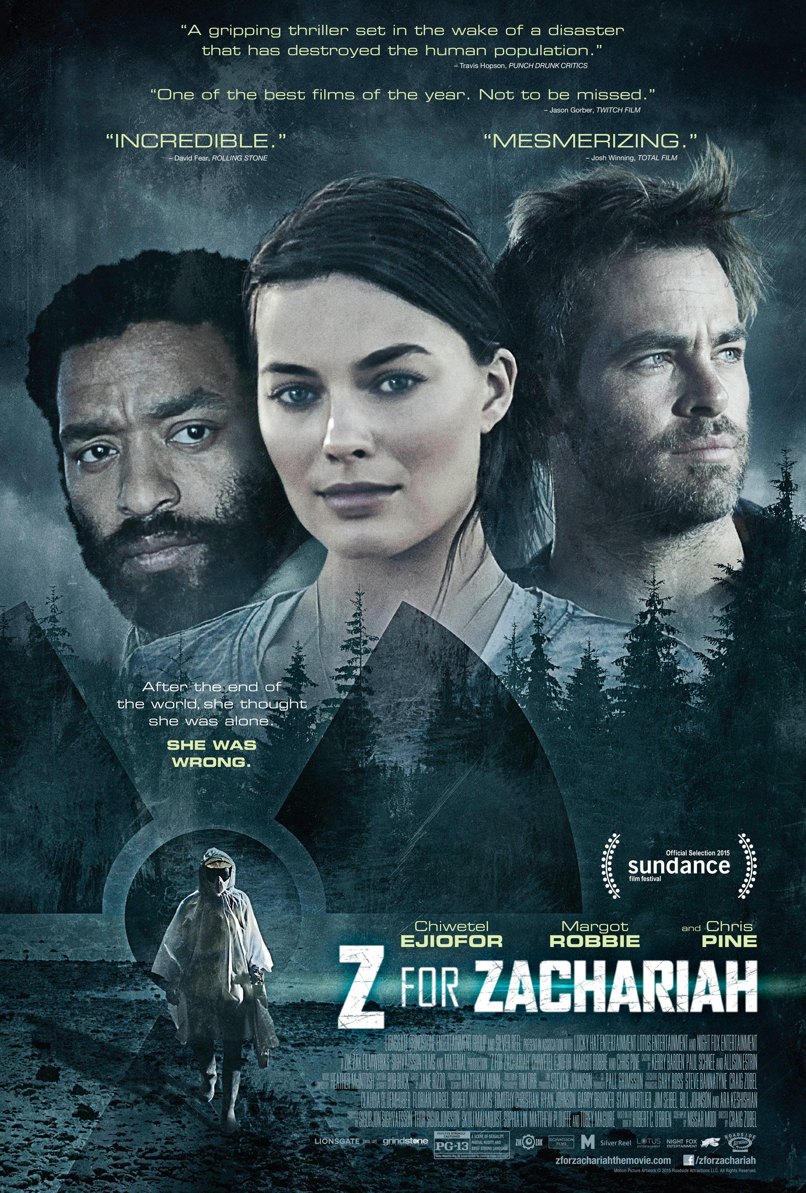 Image Z for Zachariah Watch Full Movie Free Online