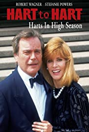 Hart to Hart: Harts in High Season Poster