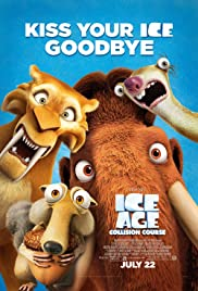 Ice Age Collision Course 2016 720p BluRay x264 Hindi Eng AC3-ETRG – 1.11 GB