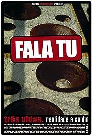 Fala Tu Poster